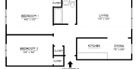 Ardmore 2 bed